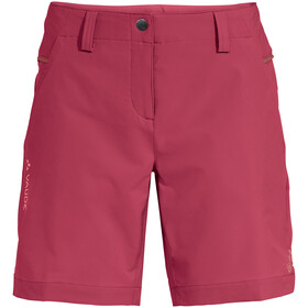 VAUDE Skomer Shorts III Women, red cluster